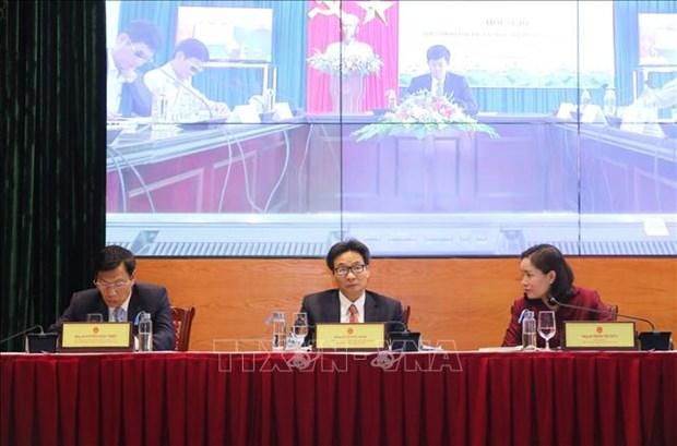 Trazan planes en areas de cultura, deportes y turismo en Vietnam este ano hinh anh 1
