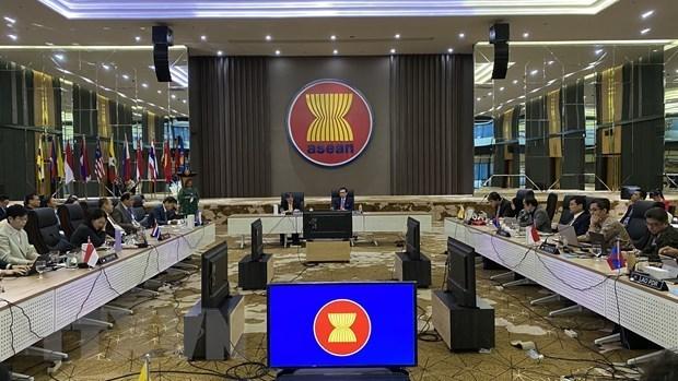 Vietnam preside primera reunion del Comite de representantes permanentes en ASEAN en 2020 hinh anh 1