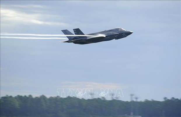 Aprobo Estados Unidos venta de aviones F-35B a Singapur hinh anh 1