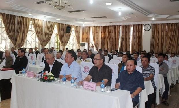 Conmemoran en Vietnam aniversario 41 de victoria de defensa nacional en frontera suroeste hinh anh 1