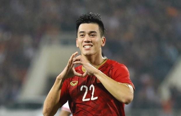 Campeonato Asiatico Sub23 2020: AFC aprecia al jugador vietnamita hinh anh 1