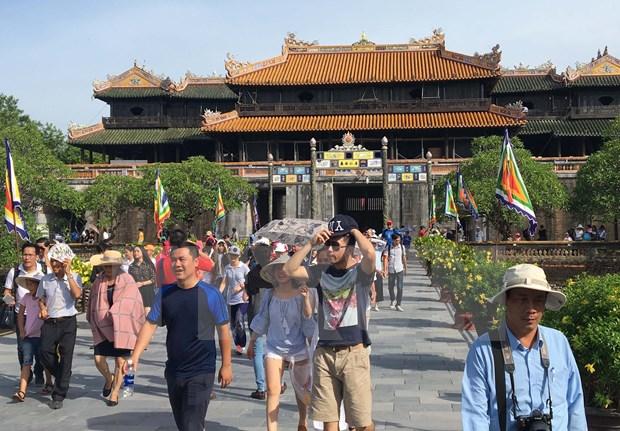 En alza llegada de turistas indios a Vietnam hinh anh 1