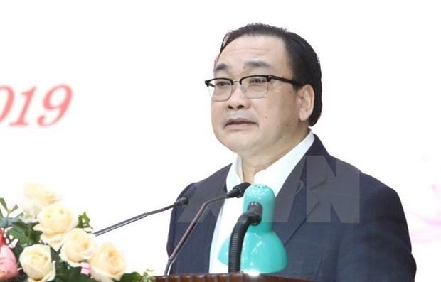 Aplica Partido Comunista sancion disciplinaria a altos funcionarios hinh anh 1