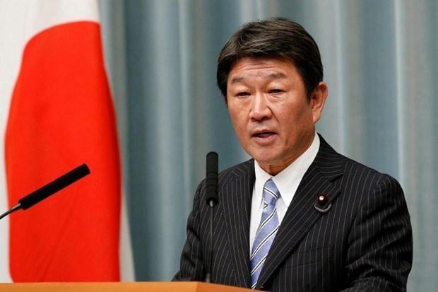 Resalta Japon protagonismo de ASEAN en Indo-Pacifico hinh anh 1