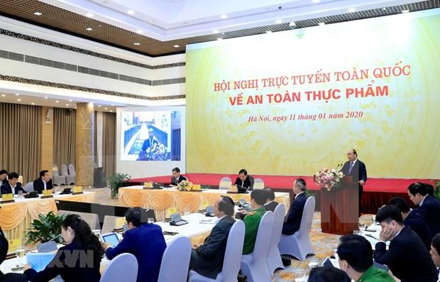 Premier de Vietnam: Acceso a alimentos seguros constituye derecho basico de seres humanos hinh anh 1