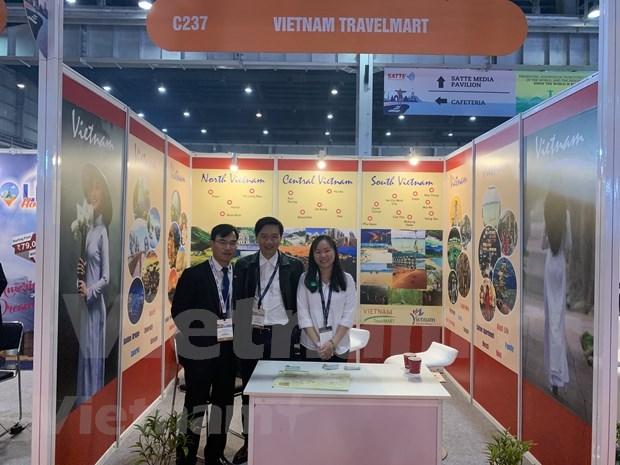 Asiste Vietnam a mayor feria turistica regional en la India hinh anh 1
