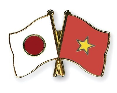 Secretario general del partido gobernante de Japon visita casco antiguo vietnamita de Hoi An hinh anh 1