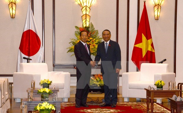Dispuesta ciudad vietnamita de Da Nang a agilizar lazos con socios japoneses hinh anh 1