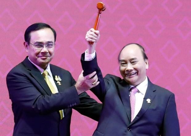 Aboga Vietnam por construir Comunidad de ASEAN cohesiva y adaptativa hinh anh 1