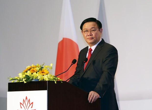 Vietnam y Japon por aumentar cooperacion economica, laboral y turistica hinh anh 1