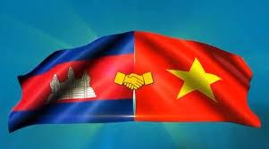 Relacion Vietnam- Camboya es tesoro valioso de ambos pueblos, afirma general camboyano hinh anh 1