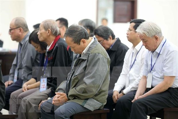 Condenan a prision a exfuncionarios de ciudad vietnamita de Da Nang hinh anh 1