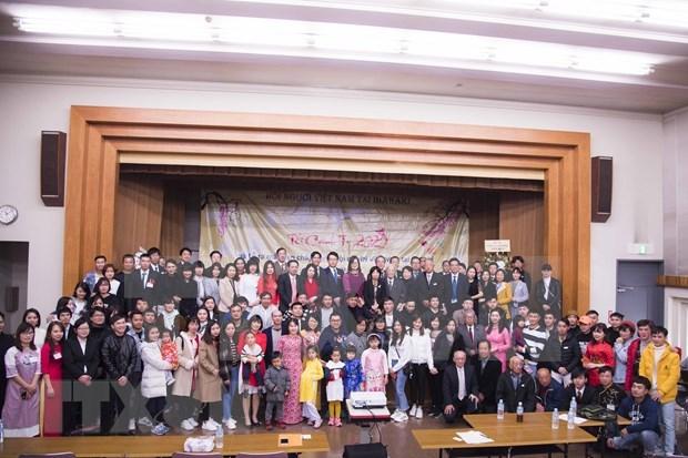 Reitera prefectura japonesa apoyo a comunidad de vietnamitas hinh anh 1