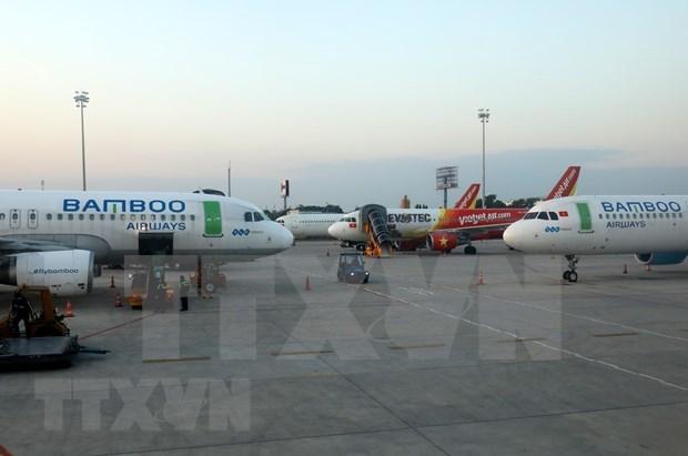Registra Vietnam aumento de vuelos atrasados y cancelados en 2019 hinh anh 1