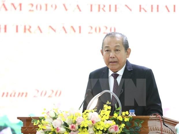 Insta vicepremier vietnamita a reforzar manejo de quejas publicas hinh anh 1