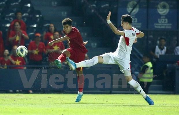 Obtiene Vietnam segundo empate en Campeonato Asiatico de Futbol sub-23 hinh anh 1