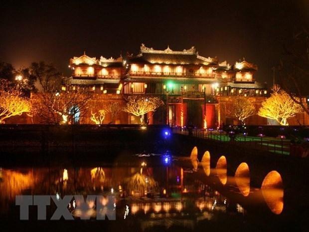 Reproducen el Tet tradicional de la ciudad imperial de Hue hinh anh 1