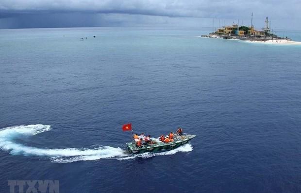 Resaltan expertos desempeno del COC en solucion de conflictos en Mar del Este hinh anh 1