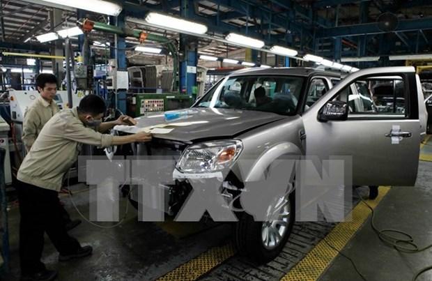 Inyecta Ford Vietnam 82 millones de dolares en fabrica en provincia de Hai Duong hinh anh 1