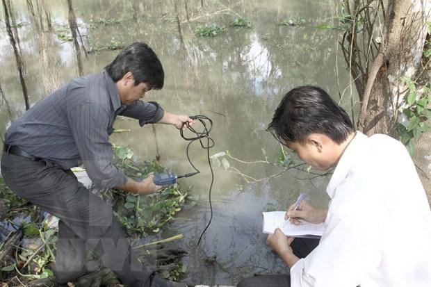 Pronostican empeoramiento de salinizacion en provincias de Delta del Mekong hinh anh 1