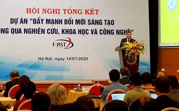 Destacan contribucion de la innovacion cientifico-tecnologica al desarrollo de Vietnam hinh anh 1