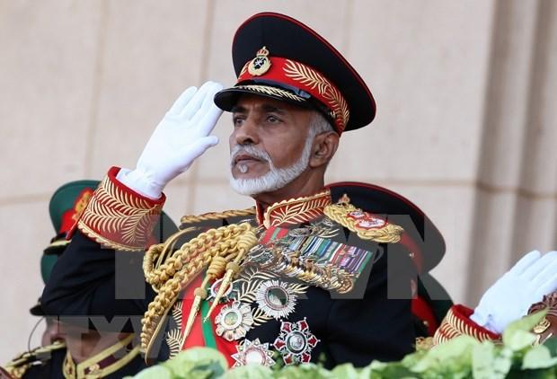 Vietnam expresa condolencias por el fallecimiento del sultan de Oman hinh anh 1