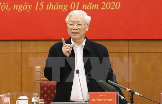 Arrecia Vietnam lucha sin tregua contra la corrupcion hinh anh 1