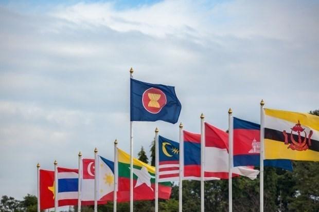 Inauguran en Vietnam reunion a puerta cerrada de cancilleres de ASEAN hinh anh 1