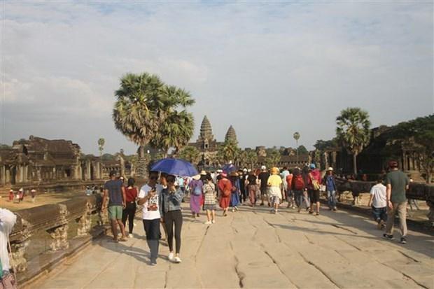 Ayuda Consejo Empresarial ASEAN-EE.UU. a Camboya a diversificar productos turisticos hinh anh 1