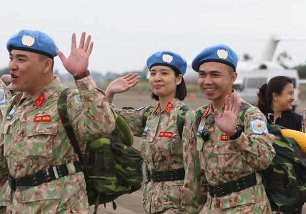 Resaltan apoyo de ONU a Vietnam en cumplimiento de misiones internacionales hinh anh 1