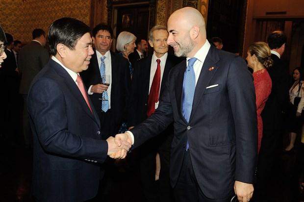 Prioriza Ciudad Ho Chi Minh impulso de cooperacion internacional hinh anh 1