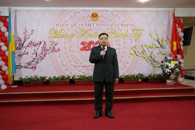 Promueven cooperacion entre Vietnam y parlamentarios ucraniano hinh anh 1