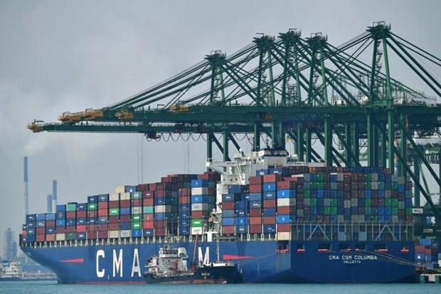 Repuntan exportaciones de Singapur hinh anh 1