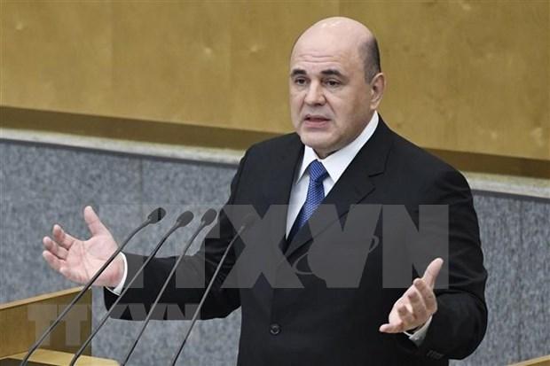 Felicita Vietnam al nuevo primer ministro de Rusia hinh anh 1