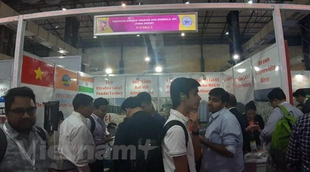 Vietnam participa en exposicion internacional del sector plastico en la India hinh anh 1