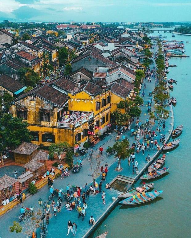 Hoi An entre los 10 lugares mas asequibles para turistas britanicos hinh anh 1