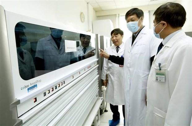 No ha registrado en Vietnam caso de neumonia aguda nCoV hinh anh 1