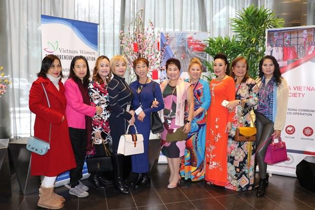 Premier de Canada resalta aportes de comunidad de vietnamitas a desarrollo de Ottawa hinh anh 1