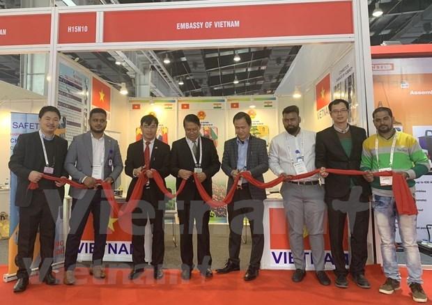 Presenta Vietnam productos destacados en exposicion de energia en la India hinh anh 1