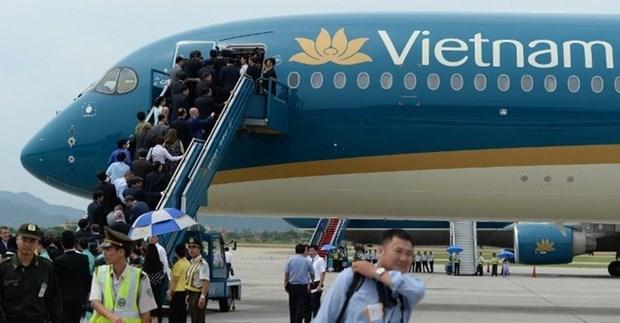 Abre Vietnam Airlines ruta a Shanghai hinh anh 1