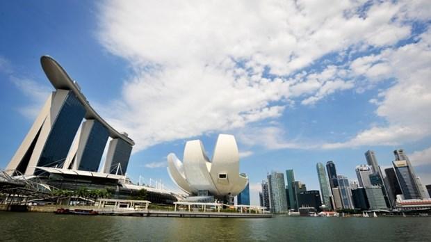 Participa Vietnam en el Foro Fullerton 2020 en Singapur hinh anh 1