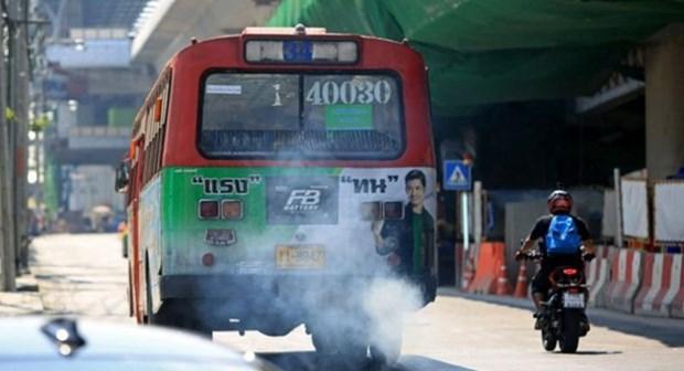 Limita Tailandia temporalmente los camiones de carga hinh anh 1