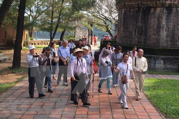 Vietnam aspira a recibir dos millones de turistas japoneses en 2020 hinh anh 1