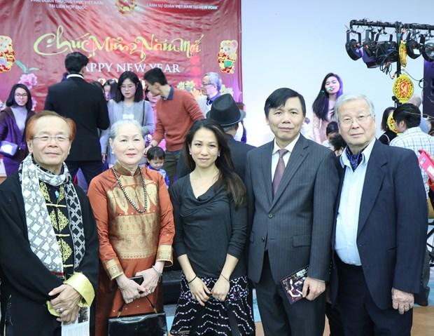 Vietnamitas celebran fiesta del Tet en Nueva York hinh anh 1