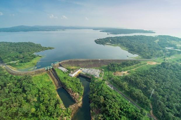 Desarrolla Tailandia proyecto electrico hibrido mas grande del mundo hinh anh 1
