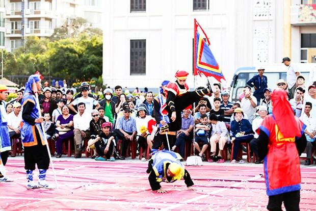 Celebraran en provincia vietnamita de Khanh Hoa actividades en saludo al Ano Nuevo Lunar hinh anh 1