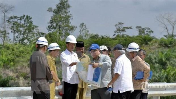 Indonesia impulsa preparativos de cumbres de ASEAN y G-20 hinh anh 1