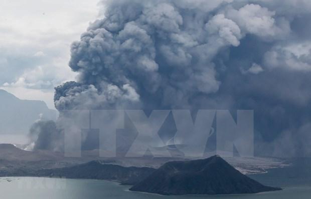 Refuerza Filipinas medidas de evacuacion ante temor de resurgencia del volcan Taal hinh anh 1