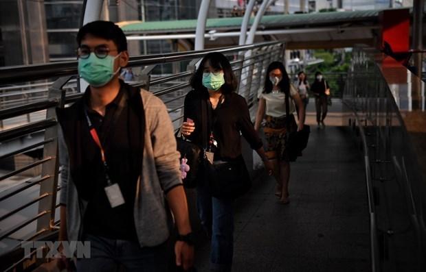 Suspenden en Bangkok clases escolares por contaminacion atmosferica hinh anh 1