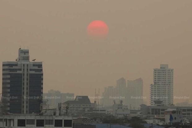 Considera Tailandia prohibicion de automoviles privados para reducir contaminacion atmosferica hinh anh 1